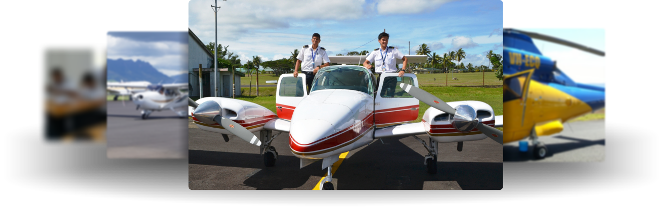 Pacific Flying School (Fiji) – Learn to fly